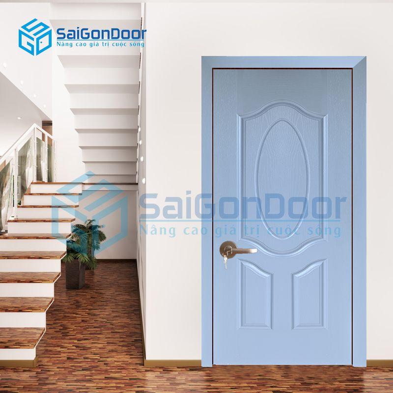 Cửa phòng ngủ cách âm HDF.3BO-C3